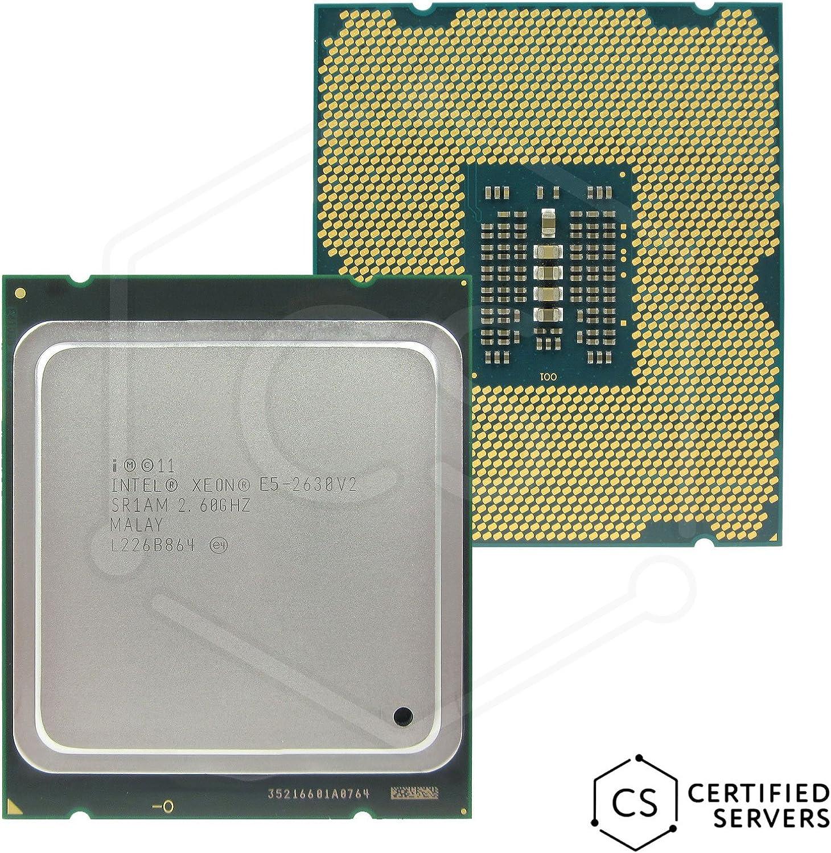 Xeon E5-2630 V2 6 Core 15MB Cache 7.2GT//s LGA2011 SR1AM