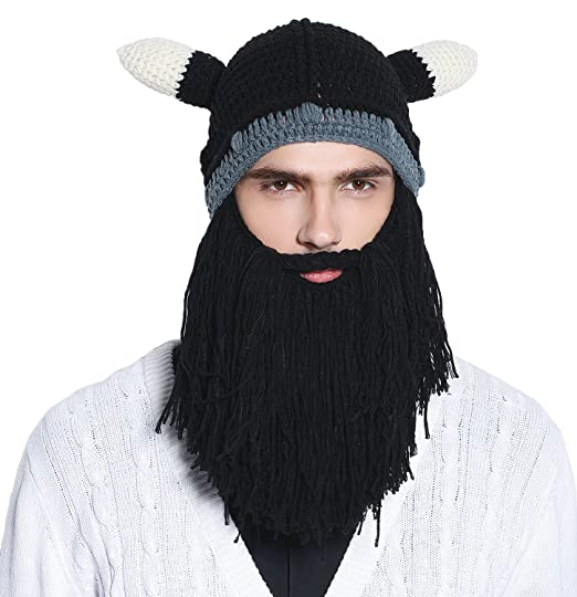 Child Knit Hat With Beard Pattern Names