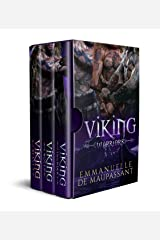 Viking Warriors: Volumes 1-3 : dark historical romance Kindle Edition
