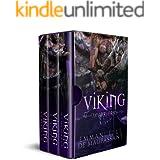 Viking Warriors: Volumes 1-3 : dark historical romance