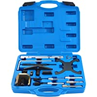 DASBET - Kit de Herramientas de combinación de alineación y Cierre de Cadena para Motores de