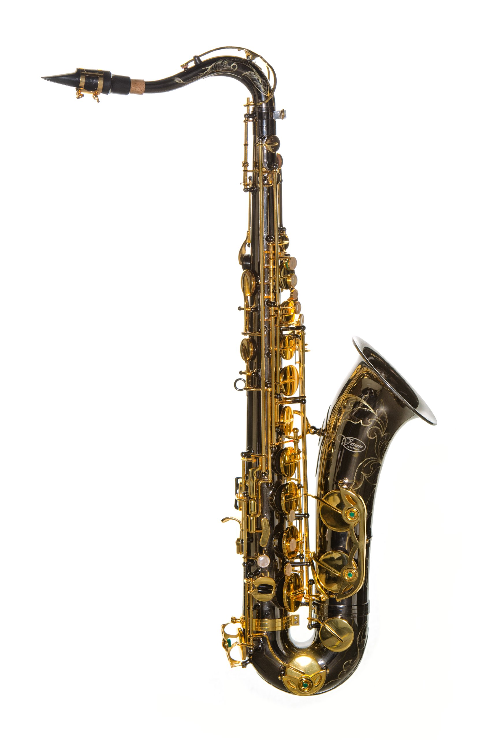 VIRT2004B-Black Nickel-Virtuoso Saxophones by RS Berkeley Saxophone