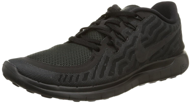 Nike Men's Free 5.0 Running Shoe B00W4EY740 13 D(M) US Black / Anthracite