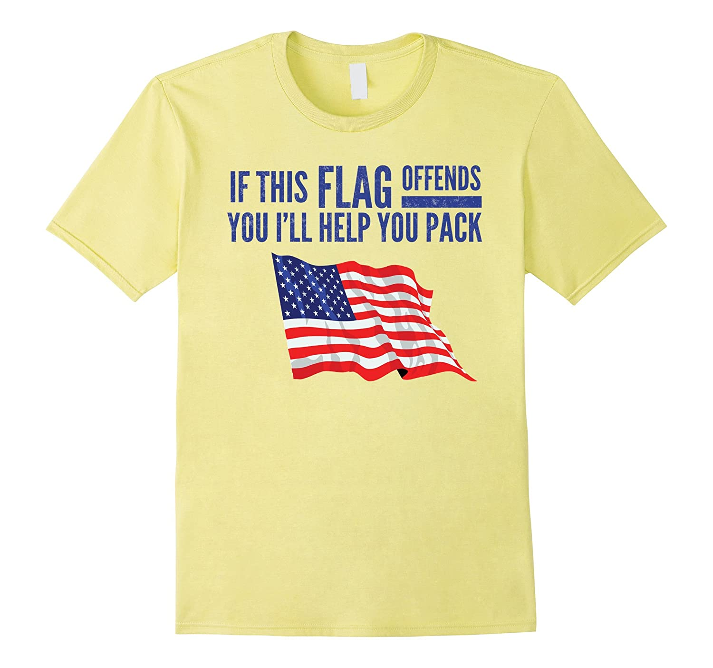 fbb798ec 4th of July Pro Trump T Shirt Patriotic Funny Shirt-TH - TEEHELEN