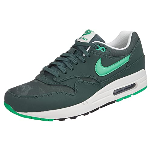 the latest 4ad72 18df0 Nike Herren Air Max 1 Premium, Green Low-top, Verde, 39,