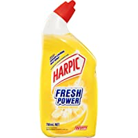 Harpic Fresh Power Toilet Cleaner Liquid Summer Breeze, 700ml
