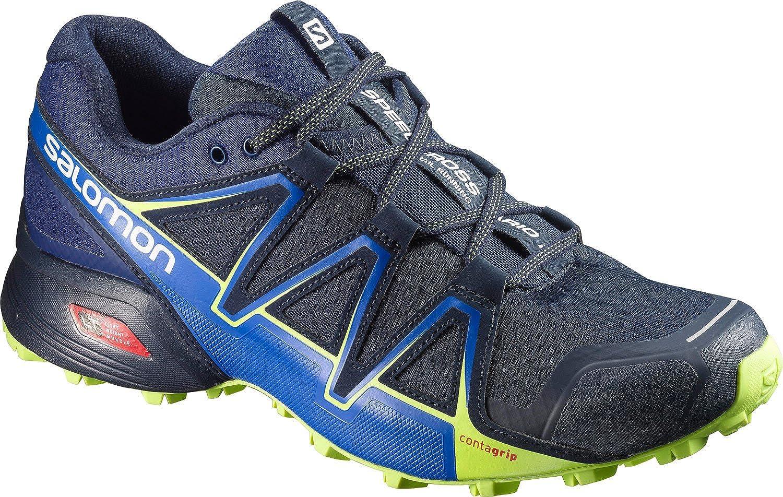 Salomon Herren Speedcross Vario 2, SynthetikTextil, Trailrunning Schuhe