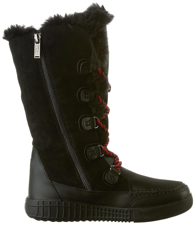 Pajar Women's Paityn Snow M Boot B01B65OBVQ 39 EU/8-8.5 M Snow US|Black/Black d33f52