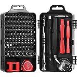 Conjunto de chaves de fenda de precisão, kit de ferramentas de reparo de chave de fenda magnética para iPhone Series/Mac/iPad