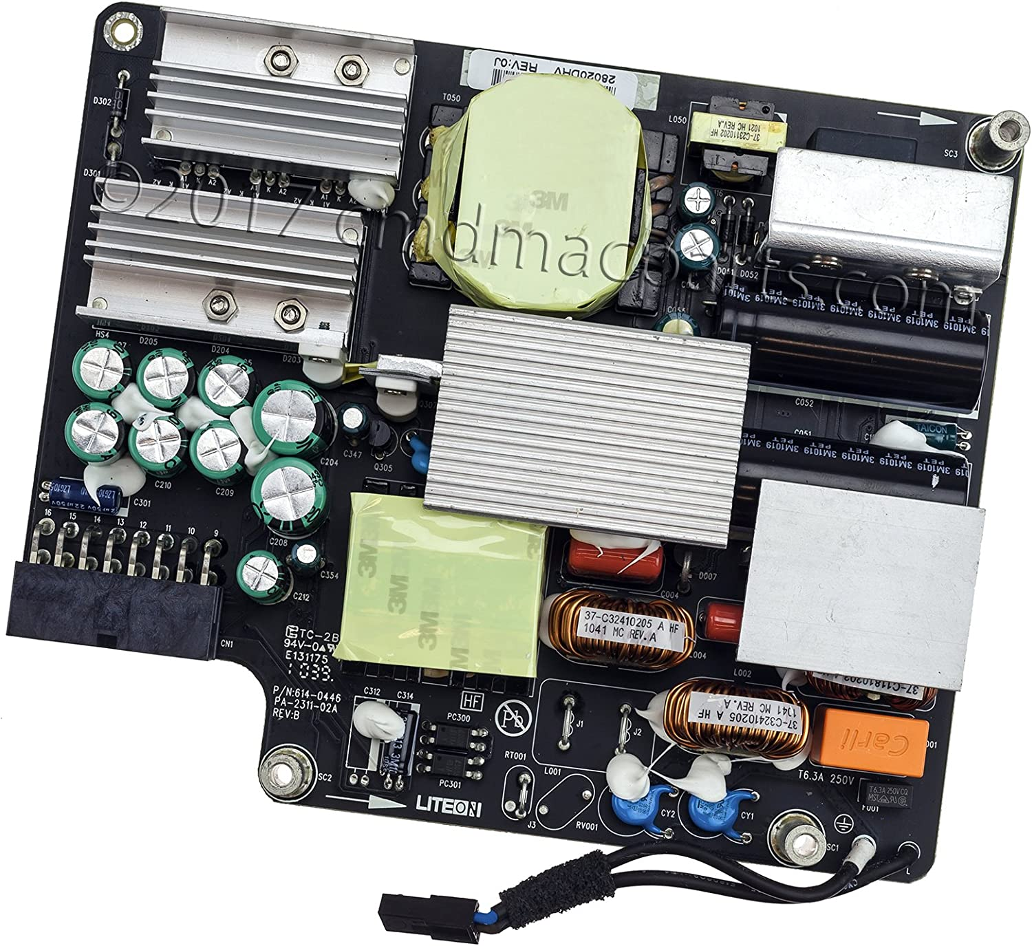 "Odyson - Power Supply (310W) Replacement for iMac 27"" A1312 (Late 2009-Mid 2011)"