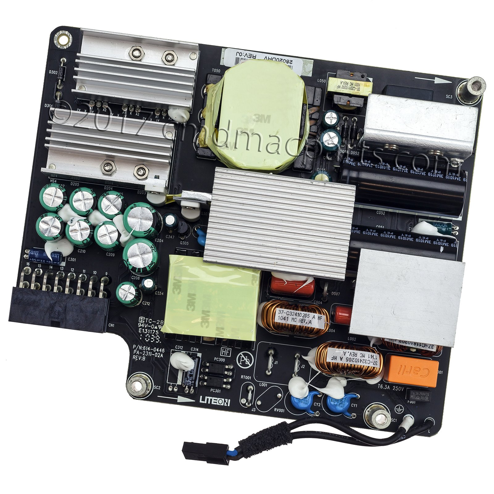 COMMAND MAC PARTS - Power Supply 310W - For Apple iMac 27'' A1312 (Late 2009 - Mid 2011) by Command Mac Parts (Image #1)