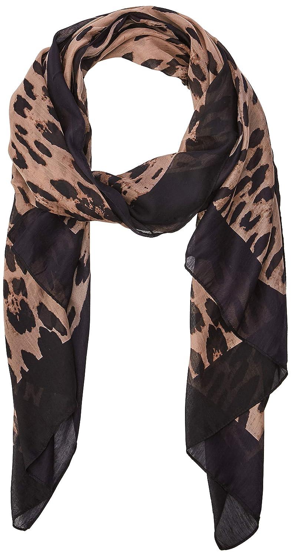 Multicolour 220 Dorothy Perkins Leopard Scarf Echarpe Femme Multicolore Medium Taille Fabricant: 0