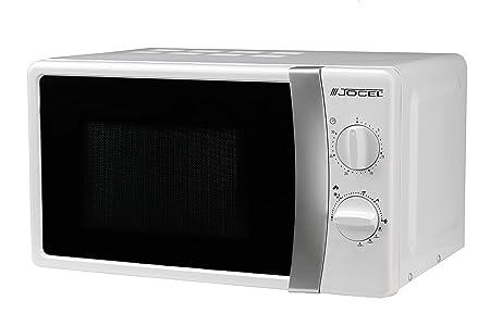 Jocel JMO011404 Microondas, 800 W, 20 litros, Blanco: Amazon.es: Hogar