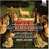 Bach: Matthäus-Passion (2CD)