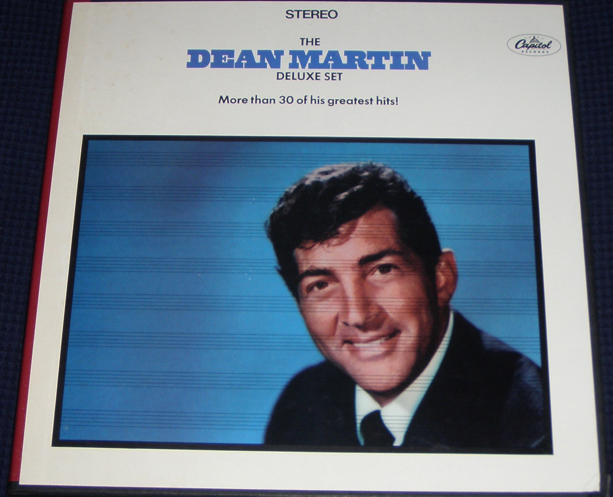 The Dean Martin Deluxe Set. by CAPITOL RECORDS.