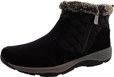 Vance Comfy Faux Fur Ankle Bootie