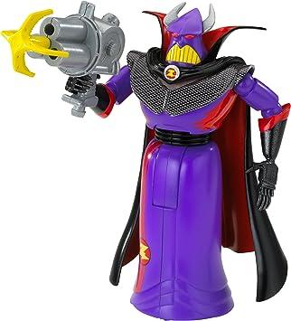 Toy Story - la raza RC figura de acción - Zurg con garfio de escalada