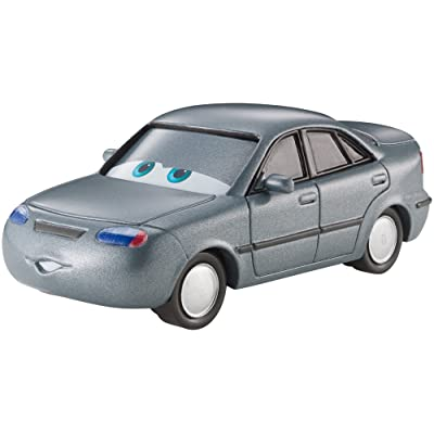 Disney/Pixar Cars Sedanya Oskanian Vehicle: Toys & Games