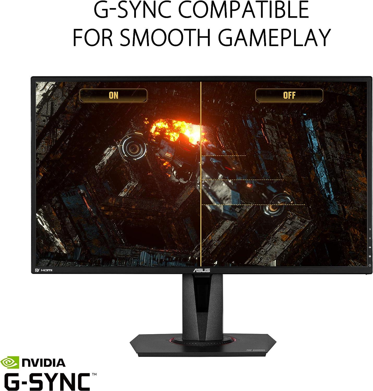 Asus Tuf Gaming Vg27bq 68 58cm Monitor Computer Zubehör