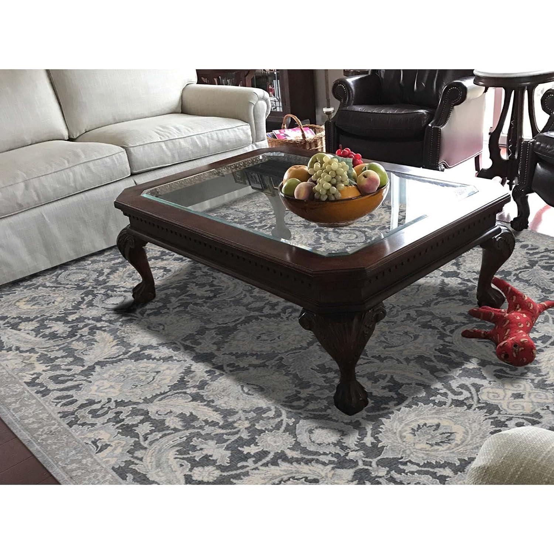 Fine Amazon Com Silk With Oxidized Wool Oushak Hand Knotted Creativecarmelina Interior Chair Design Creativecarmelinacom