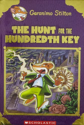 Geronimo Stilton Se: The Hunt for the 100th Key