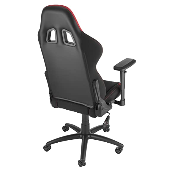 Peachy Spieltek Berserker Gaming Chair V2 Fabric Red Amazon Co Pdpeps Interior Chair Design Pdpepsorg