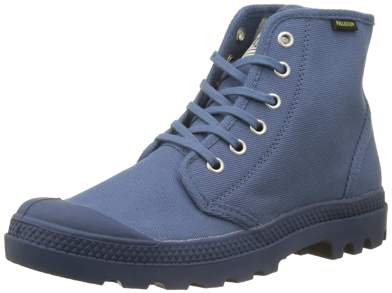 Palladium Unisex Erwachsene Pampa Hi Originale Hohe Sneaker  Grün  47 EU Blau (Vintage Indigo K68)