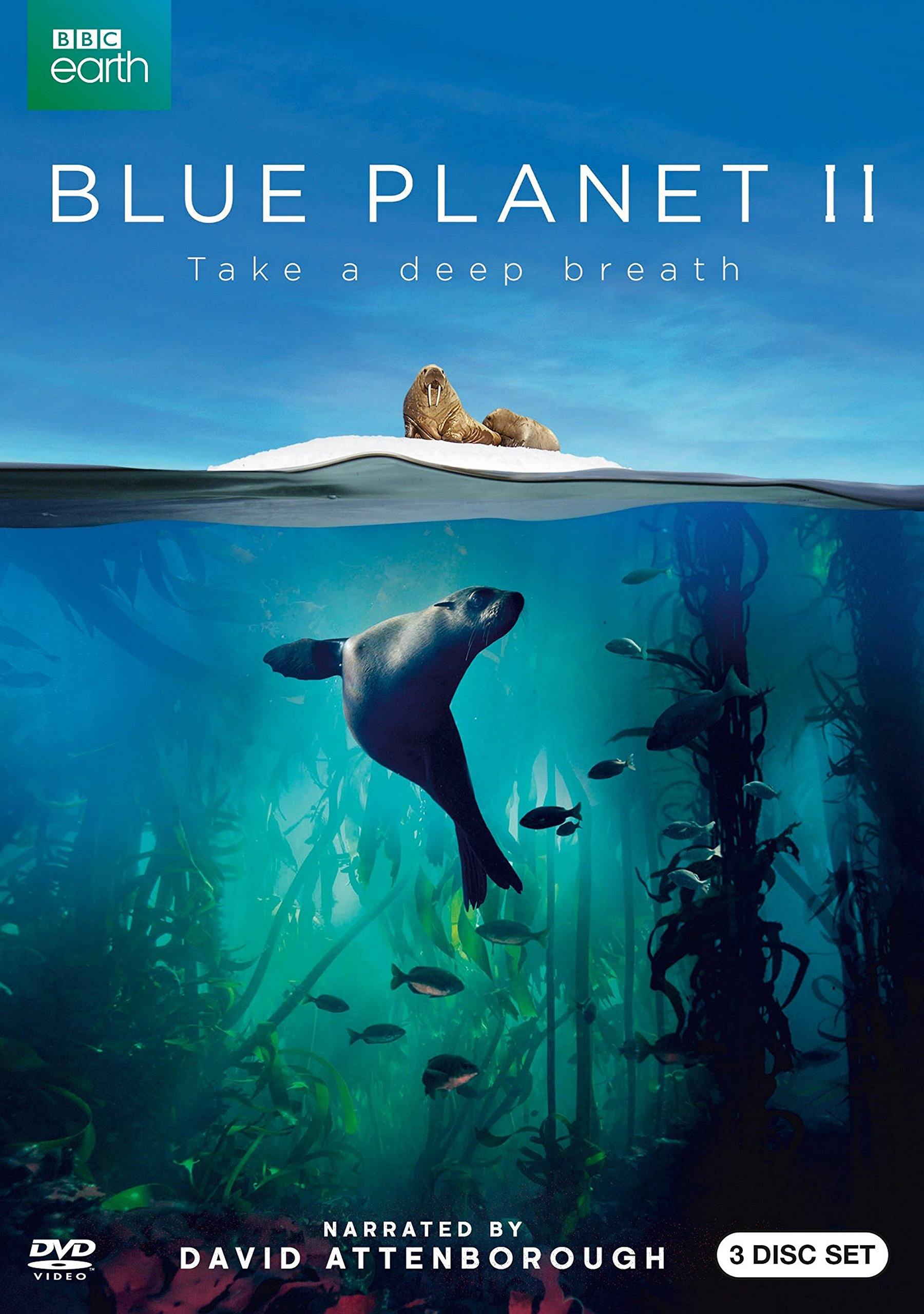 DVD : Blue Planet Ii (DVD)