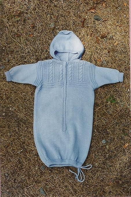 Amazon Oat Couture Knitting Pattern Bb202 Fisherman Bunting
