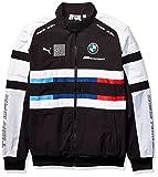 PUMA Men's BMW Motorsport Street Woven Jacket, Black, X-Large