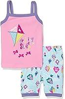 Hatley Girls' 100% Organic Cotton Tank Pajama Set