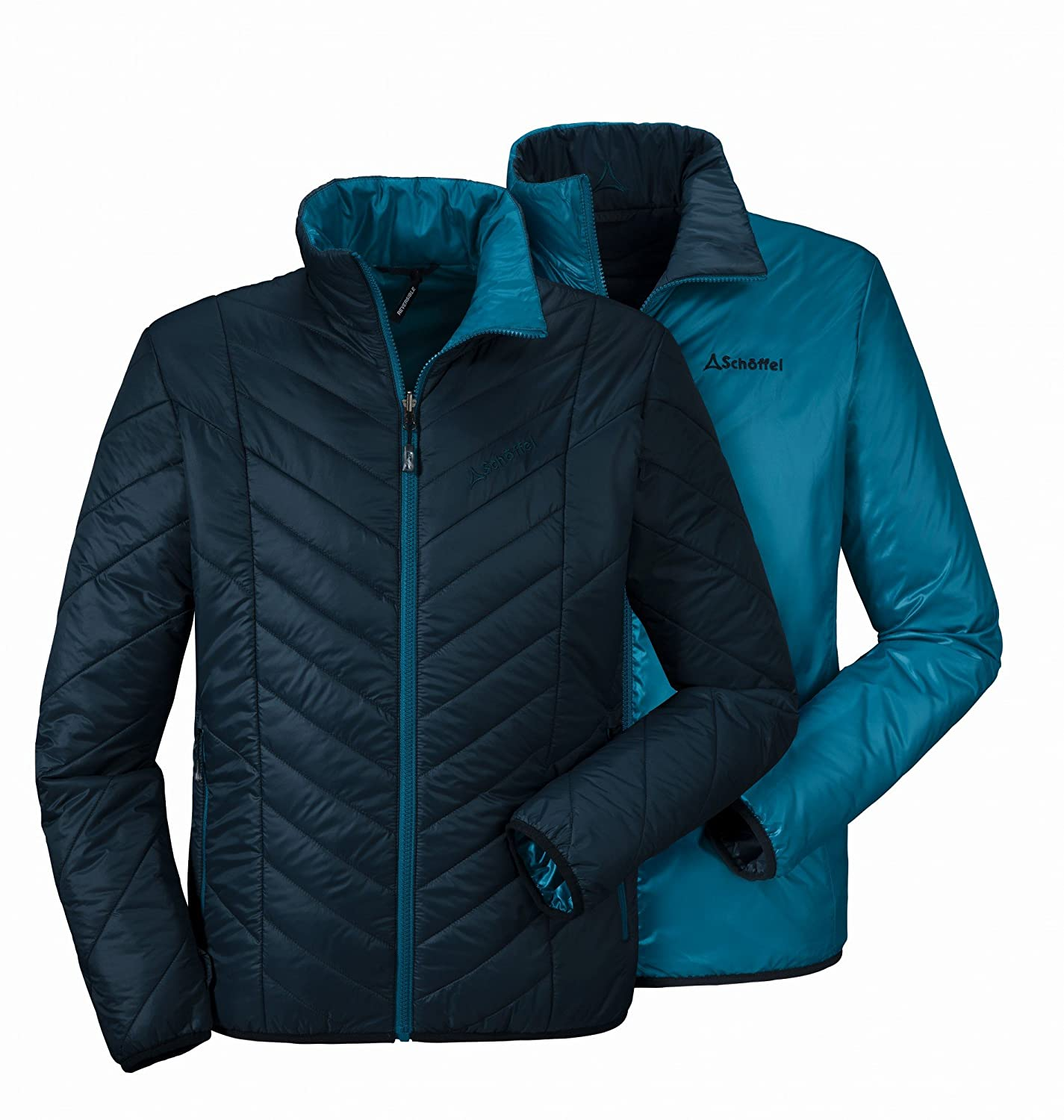 Schöffel Herren Jacke Marlin 21569 Dress Blue 60