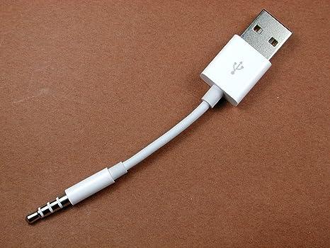 Suntech - Apple Ipod shuffle 3G/4G 3Gen 4gen Usb cable ...