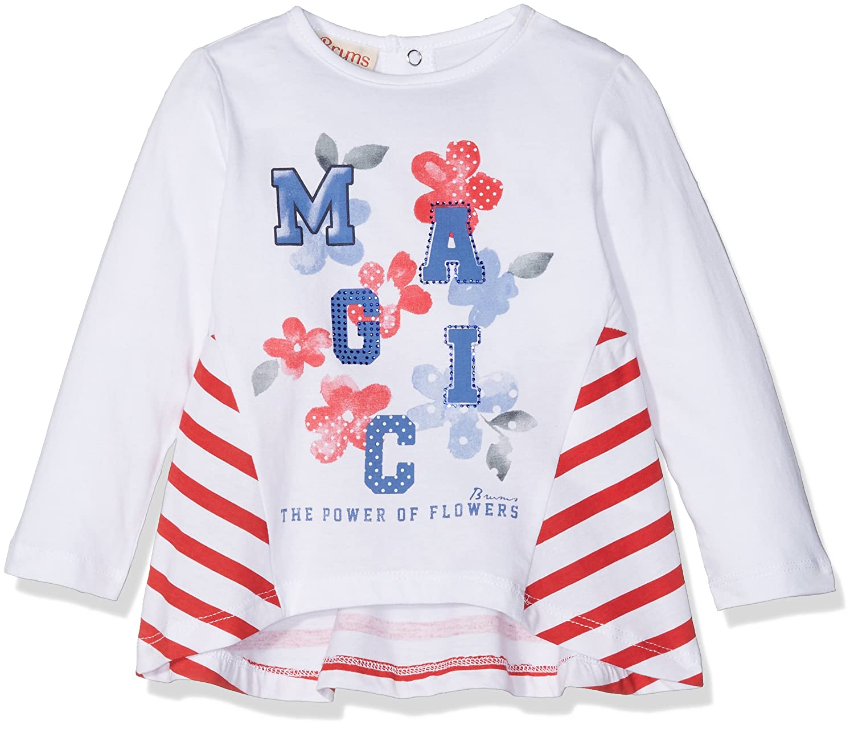 Brums Baby Girls' T-Shirt 181BEFL002