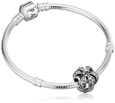 pandora armband silber charms