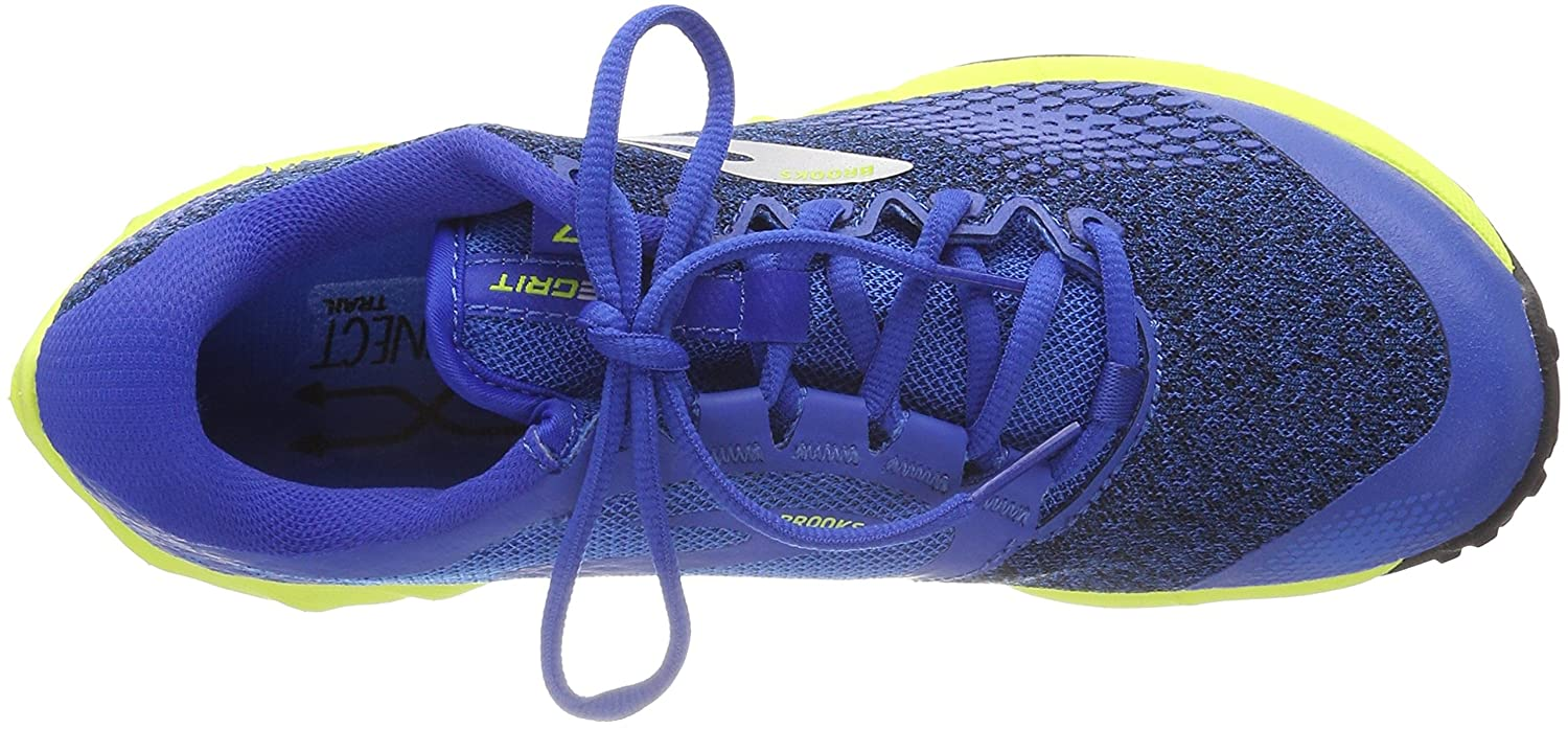 e6a5f1bf1c2 Brooks Men s PureGrit 7 Running Shoes  Amazon.co.uk  Shoes   Bags