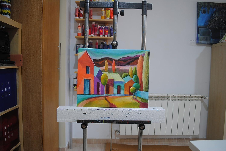 Paisaje 2 (46 x 38) Cuadro original, pintura (painting) en ...