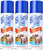 Baker's Joy The Original No-Stick Baking Spray 5 Ounce (3)