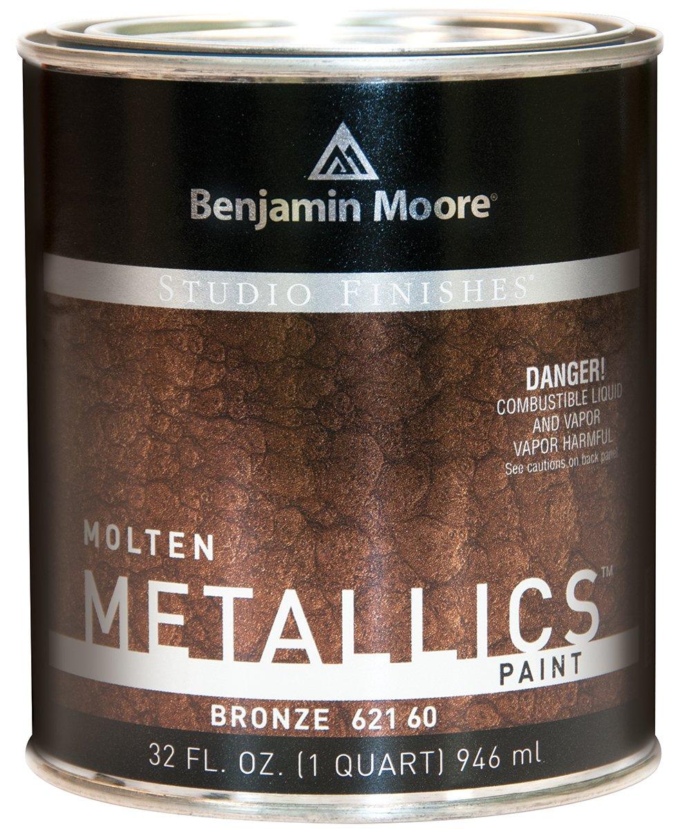 Studio Finishes Molten Metallics - Quart (Bronze)