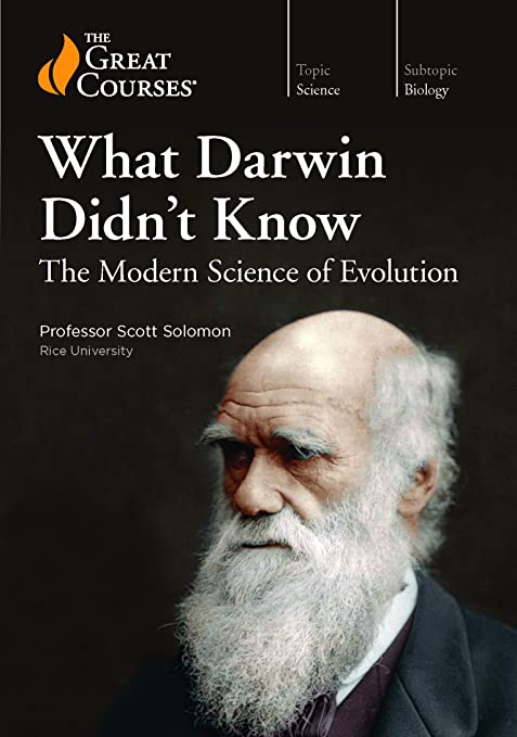 The Modern Science of Evolution - Scott Solomon, PhD