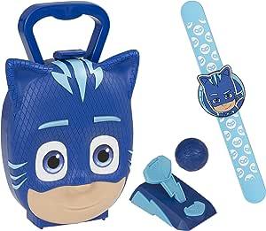 PJ Masks 1416590 Catboy Case Playset : Amazon.es: Juguetes y ...