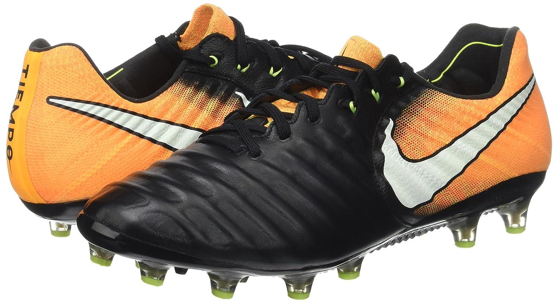 de nuevo ayudar difícil  Zapatos Botas de fútbol para Hombre Nike Tiempo Legend VII AG-Pro Zapatos y  complementos saconnects.org
