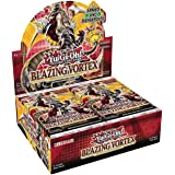 Konami Yu-Gi-Oh! TCG: Blazing Vortex Booster Display (24) 1st Edition