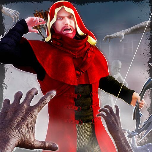 Halloween Zombie Shooting Games (Archer vs Zombies: Zombie shooting)