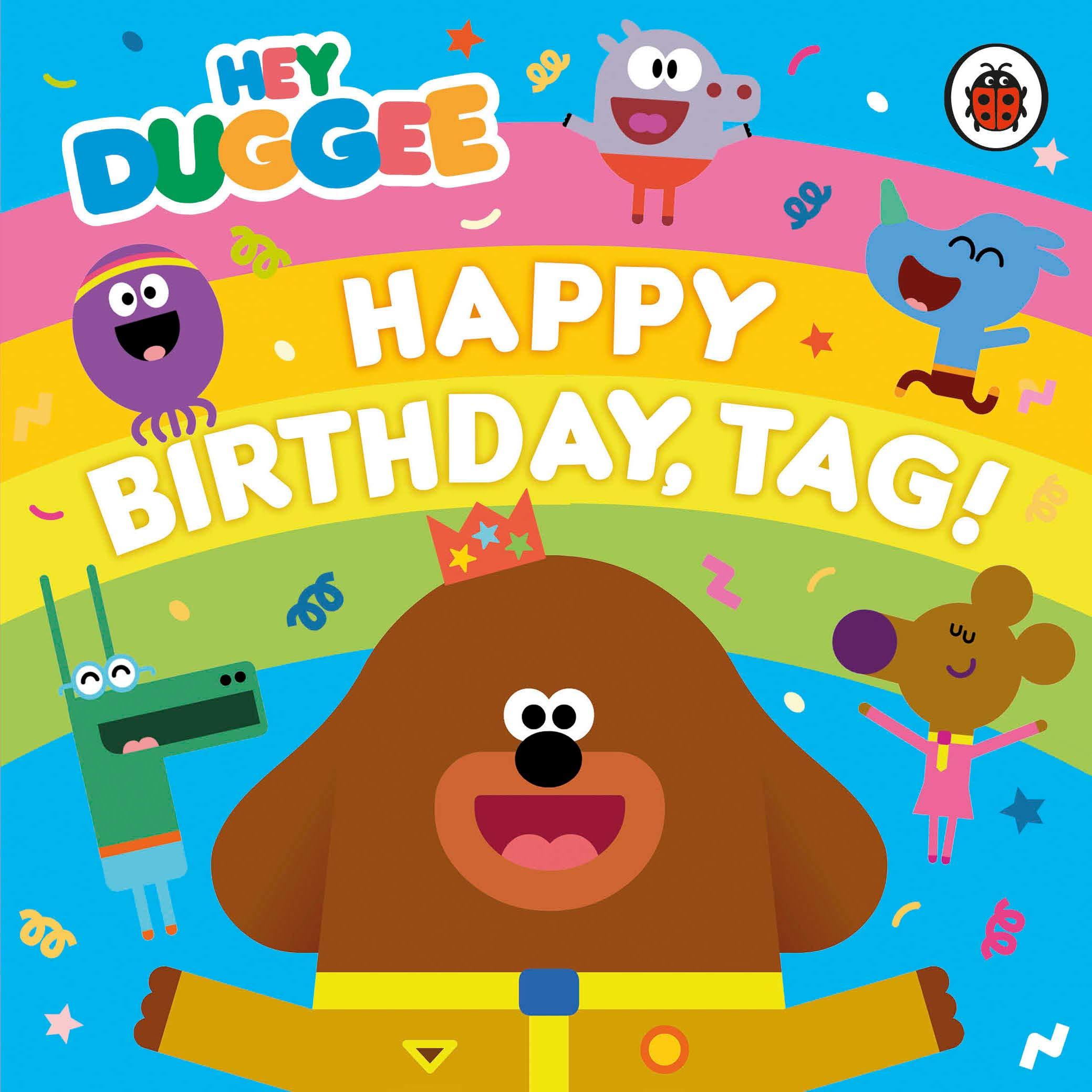 Hey Duggee: Happy Birthday, Tag!: Amazon.es: Hey Duggee ...