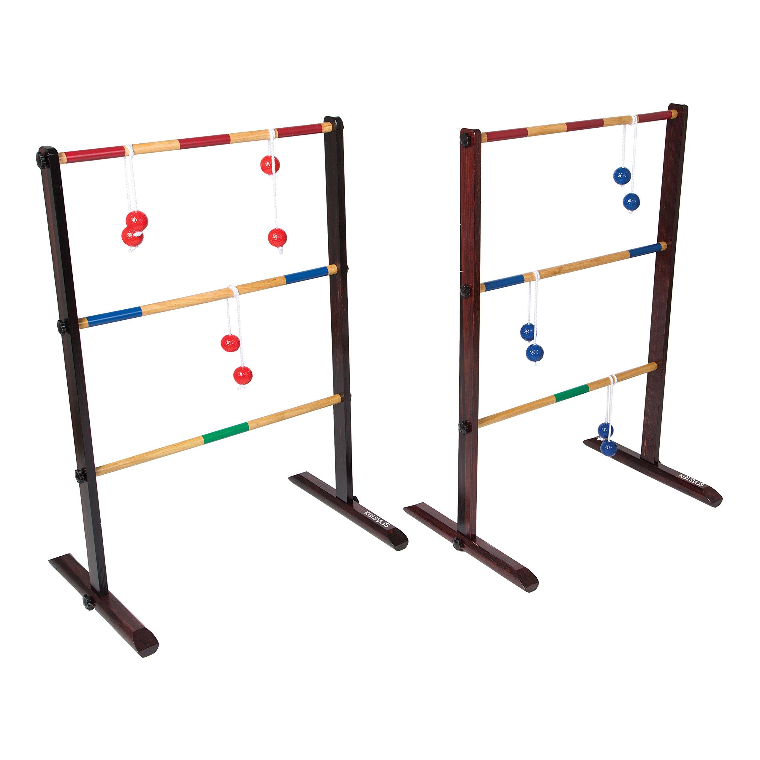 Kelsyus Premium Ladder Ball Game