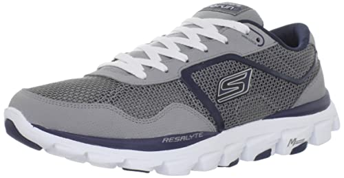 Fitness Amazon Da Grigio Ultra Run Ride Go Scarpe Uomo Skechers 1U40F