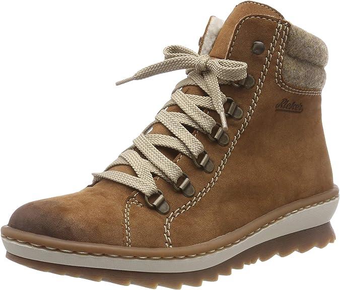 Rieker Damen Z8610 Stiefeletten: : Schuhe & Handtaschen QfVyI