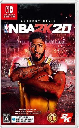 2K GAMES NBA 2K20 For NINTENDO SWITCH REGION FREE ...