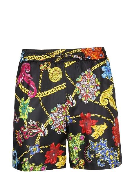 Bañador A82084a229252a72 Bóxer Versace Collection Tipo Hombre Seda pqzSUVLMG